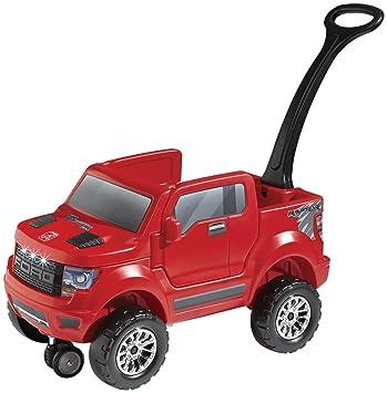 Step2 2-in-1 Ford F-150 SVT Raptor Parent Push Car  sc 1 st  Amazon.com & Amazon.com: Step2 2-in-1 Ford F-150 SVT Raptor Parent Push Car ... markmcfarlin.com