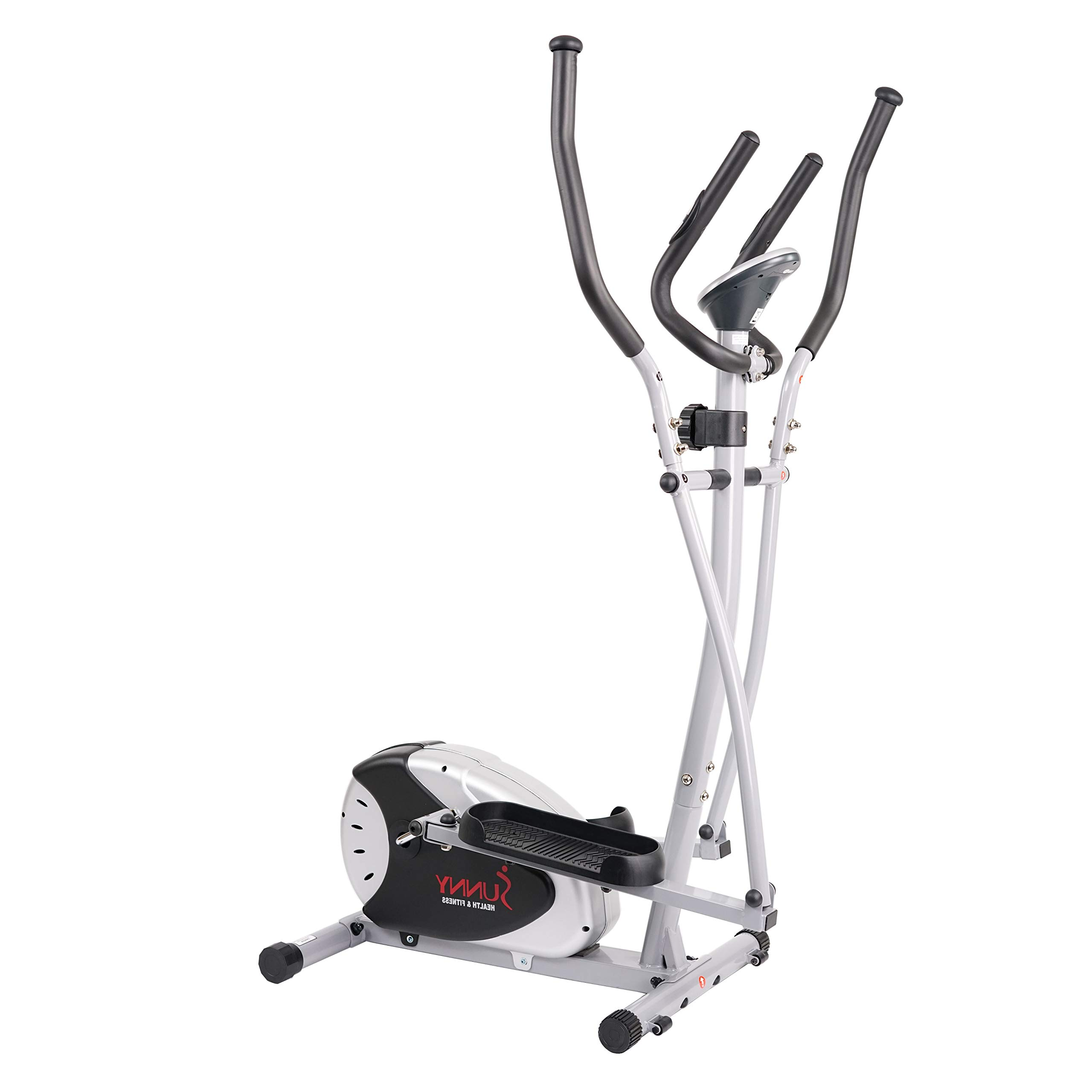 Magnetic Elliptical Machine Trainer by Sunny Health & Fitness - SF-E905 by Sunny Health & Fitness (Image #3)