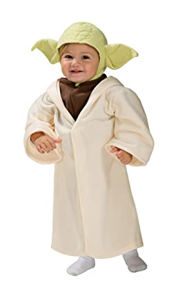 Amazon.com: Yoda - Disfraz de bebé: Clothing