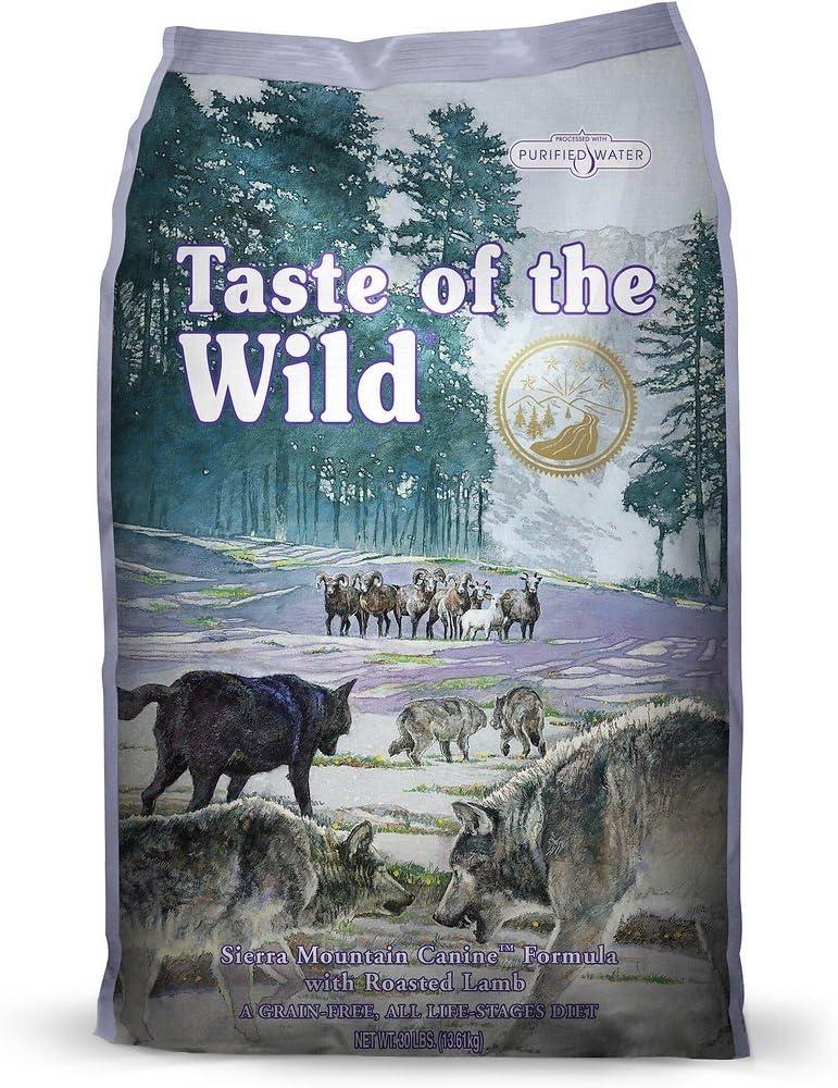 Taste of the Wild Sierra - 5 lbs