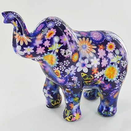 POMME-PIDOU Zara The Elephant - Hucha, color morado