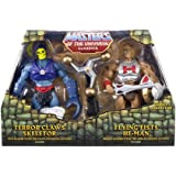 Masters of the Universe Classics Flying Fists He-Man & Terror Claws Skeletor 2 Pack