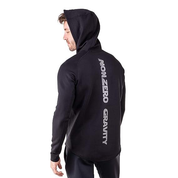 Amazon.com: Nonzero Gravity - Sudadera unisex con capucha ...