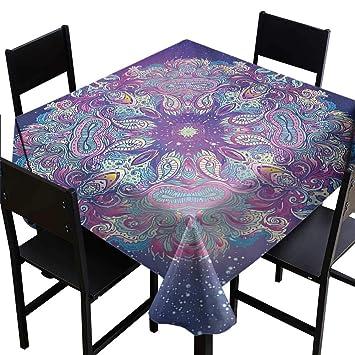 Amazon.com: Loruoaine Tablecloth roll Ethnic,Spirituality ...