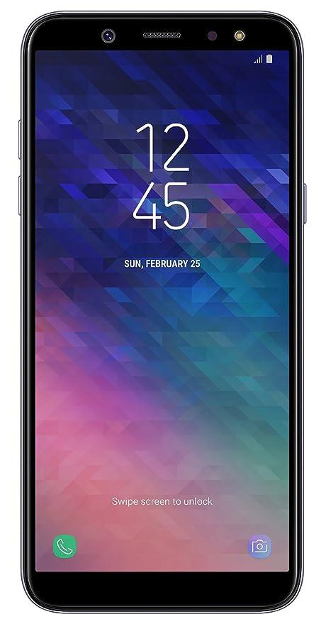 Samsung J5 Sd Karte Als Interner Speicher.Samsung Galaxy A6 Smartphone 14 25 Cm 5 6 Zoll 32gb Interner Speicher 3gb Ram Deutsche Version