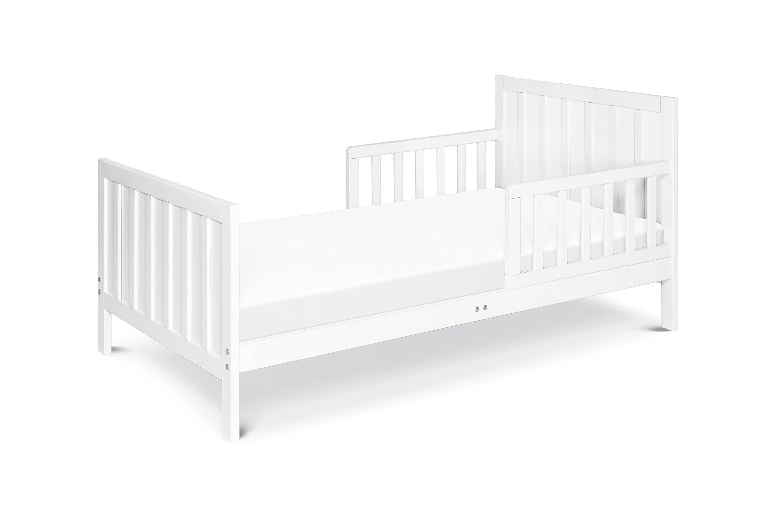Carter's by DaVinci Benji Toddler Bed, White