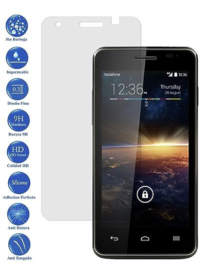 Protector de Pantalla Cristal Templado Vidrio 9H para Vodafone Smart 4 turbo - Todotumovil
