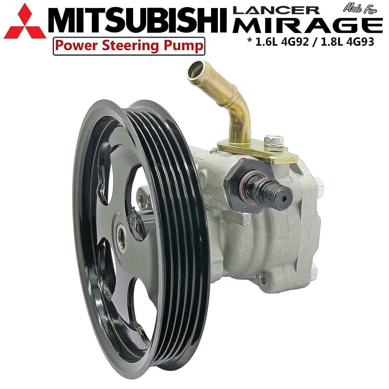 Amazon com: Power Steering Pump Fit Mitsubishi Lancer Mirage CA5A