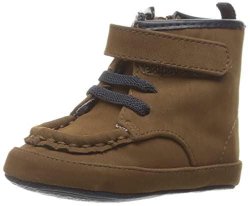 dce2133d2 Amazon.com  Tommy Hilfiger Kids Baby Aiden Boot (Infant Toddler ...