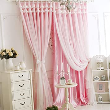 Amazon.com: Lotus Karen Sweet Korean Princess Style Lace Girls ...