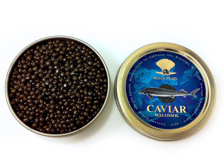 Kaluga Hybrid Sturgeon Caviar 100g (3.5 oz)