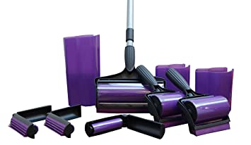 Amazon.com: Mesa Lintremover Set of 6 Pcs, Lila, Lilac ...