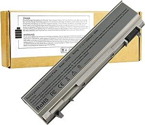 E6410 Laptop Battery for Dell Latitude E6510 E6500 E6400 Precision M4500 312-0748 Replacement