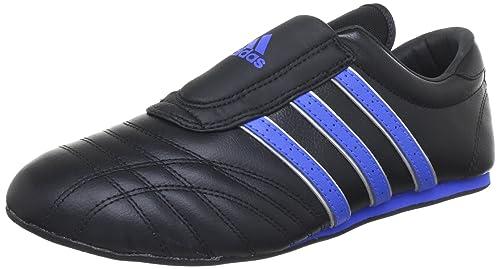 adidas Taekwondo - zapatillas de combate de material sintético hombre, color negro, talla 40 2/3: Amazon.es: Zapatos y complementos