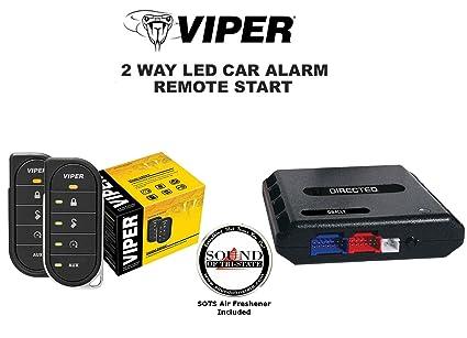 Amazon.com: Viper 5806V 2 Way Auto Remote Start & Alarm w ...