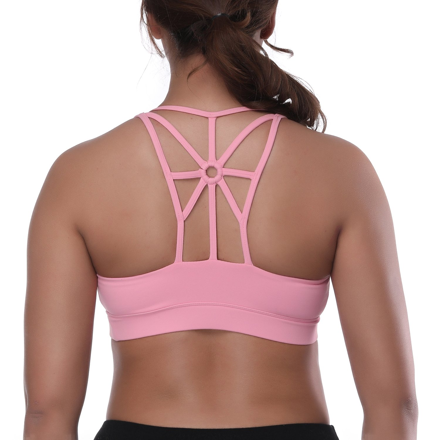 f18264a9b6e Main Fabric  The Womens Sports Bra made with made with lightweight