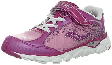 e0c23382efe7c Saucony Girls Virrata A/C Running Shoe (Little Kid)