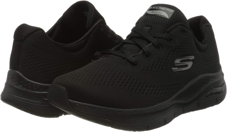 de ultramar Privilegiado cangrejo  Skechers Women's Arch FIT-Sunny Outlook Sneakers, Black Mesh/Trim,  Numeric_8: Amazon.ca: Shoes & Handbags