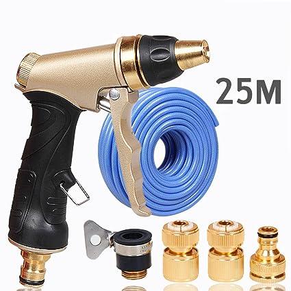 Amazon.com: Roscloud@ - Pistola de agua de alta presión para ...