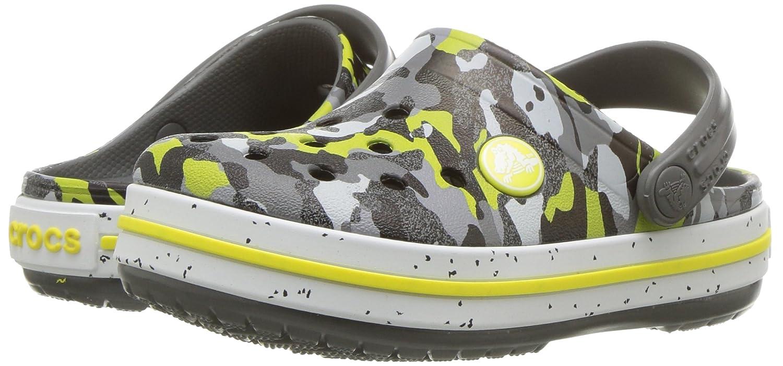 Crocs Kids Crocband Camo Speck Clog