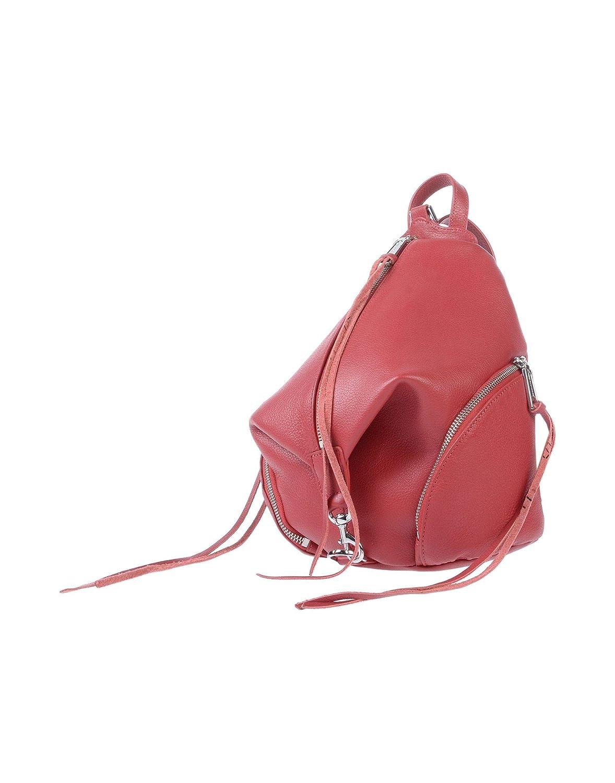 (レベッカミンコフ) REBECCA MINKOFF レディースバックパック&ファニーパック Women`s Backpack (並行輸入品) B07S6KBZ1M レッド One Size