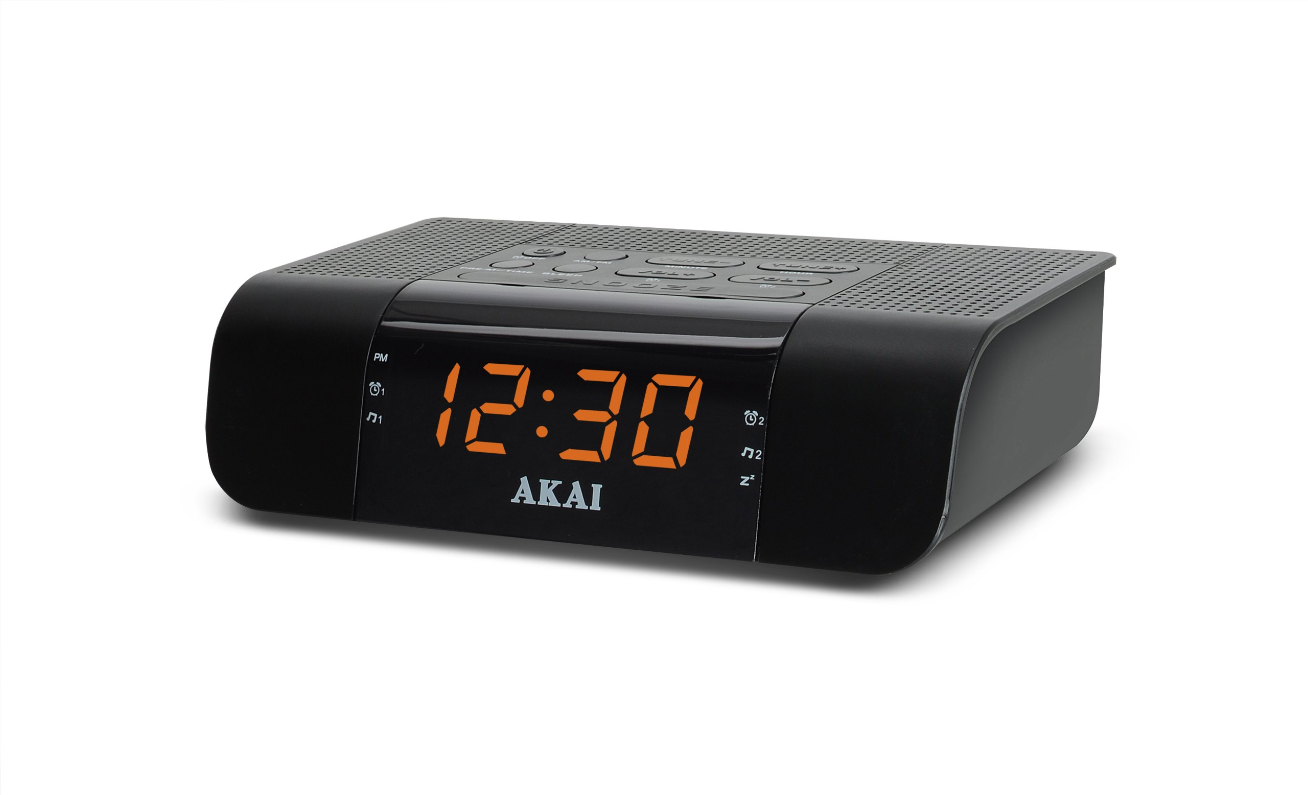Akai CEU1007 Hotel Series Clock Radio