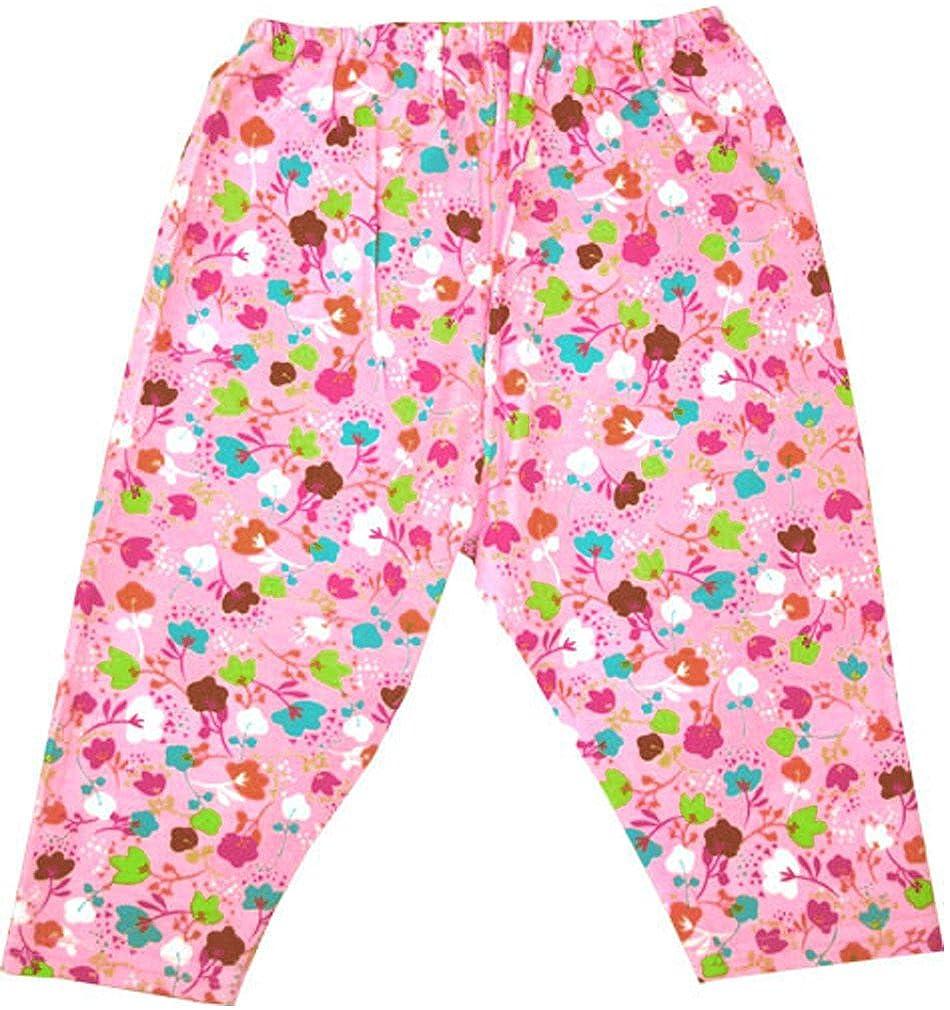 12-18 Months Pink Zutano Frisco Spray Baby Girls Leggings
