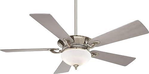Minka-Aire F701-PN Delano 52 Inch Ceiling Fan