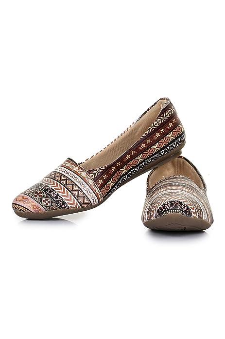 Buy Glamgo Bellies Shoes– Designer Flat