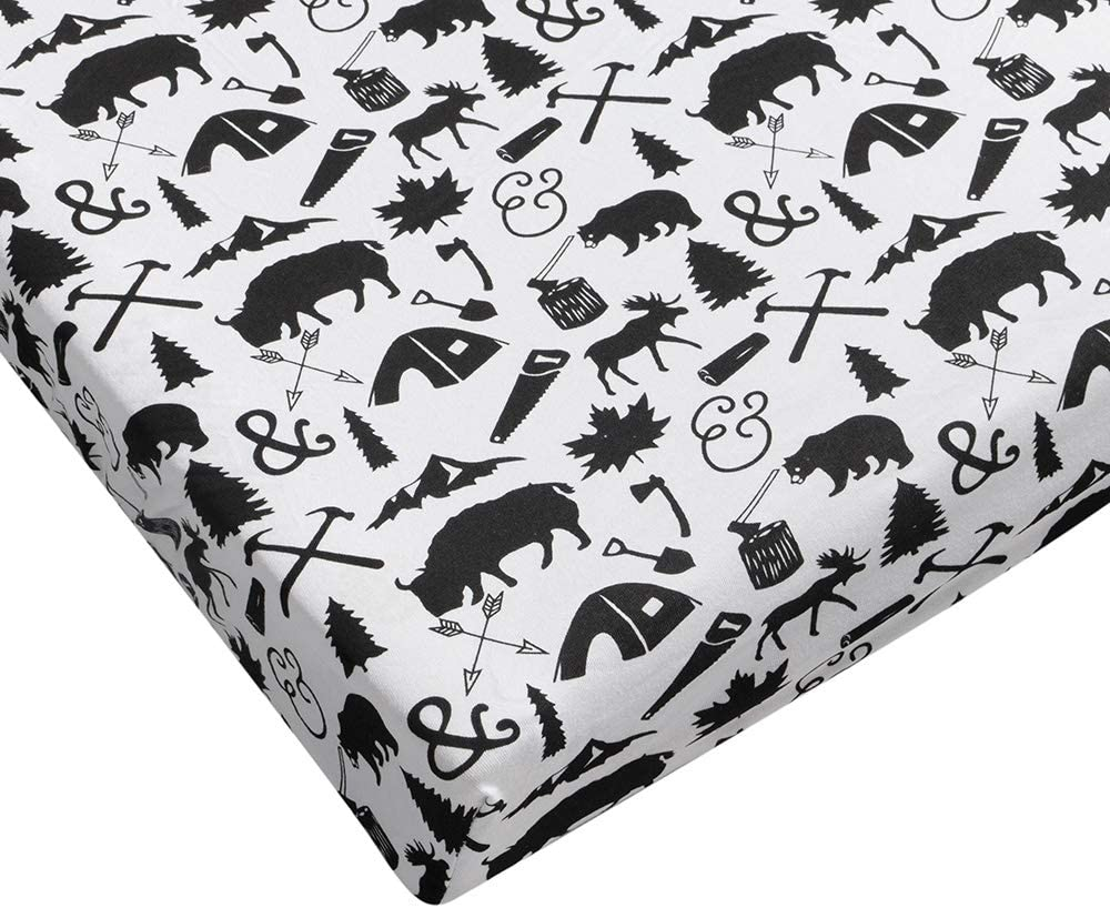 Ultra Soft Minky Dot Changing Table Pad Cover for Diaper Changing Pad Change Table Sheets Gray Queness Baby Changing Pad Cover Ideal Shower Gift for Newborn Girls and Boys