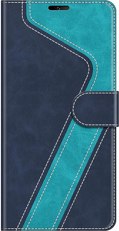 Violeta//Azul Oscuro Funda Libro Samsung A71 MOBESV Funda para Samsung Galaxy A71 Funda M/óvil Samsung Galaxy A71 Magn/ético Carcasa para Samsung Galaxy A71 Funda con Tapa