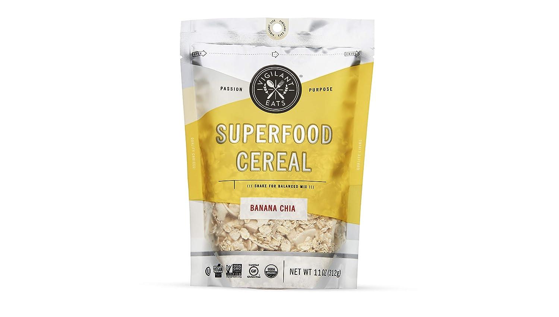 Superfood Cereal, orgánico, libre de gluten, vegano, sin OMG ...