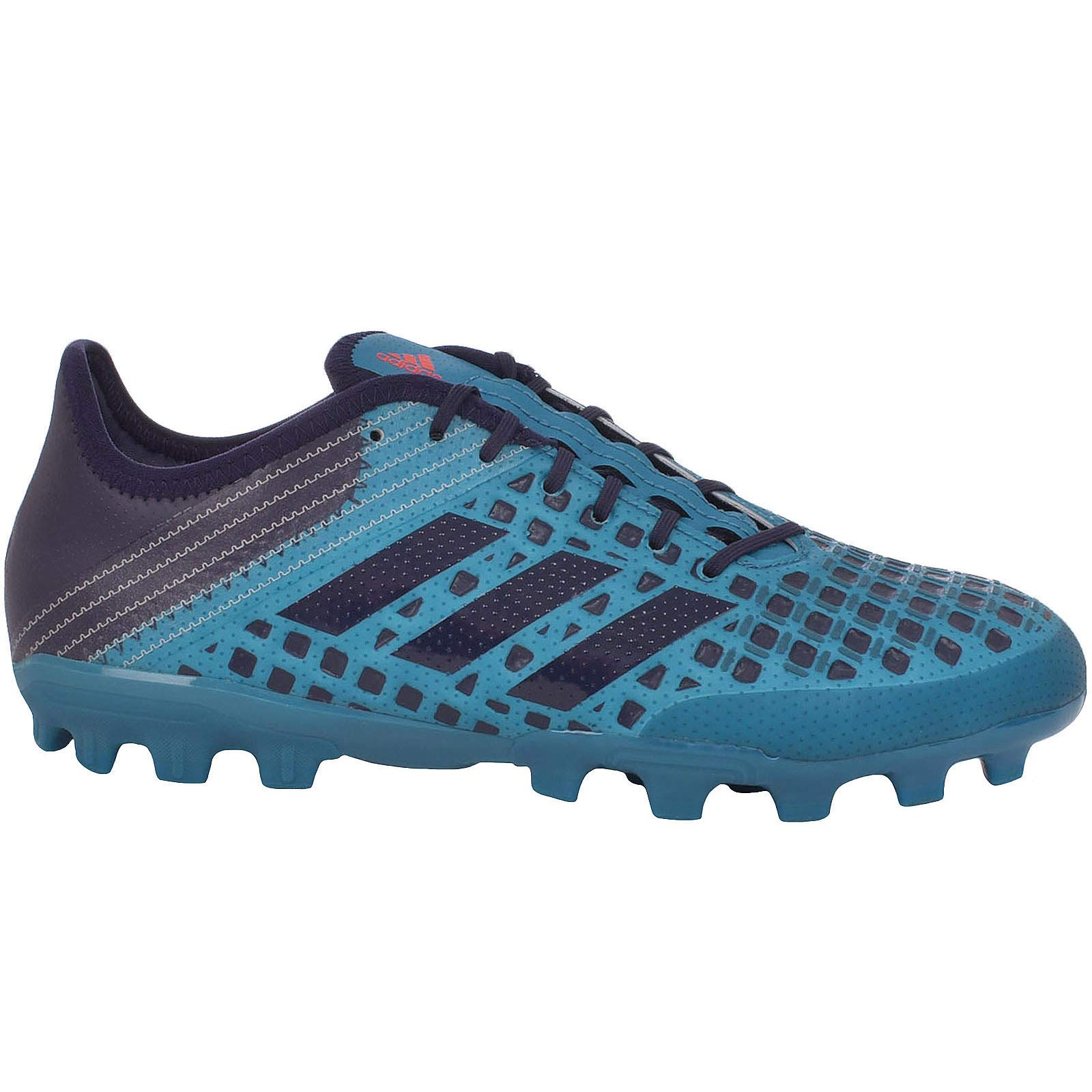 adidas Performance Mens Predator Malice Artificial Ground Rugby Boots - Blue 9 by adidas