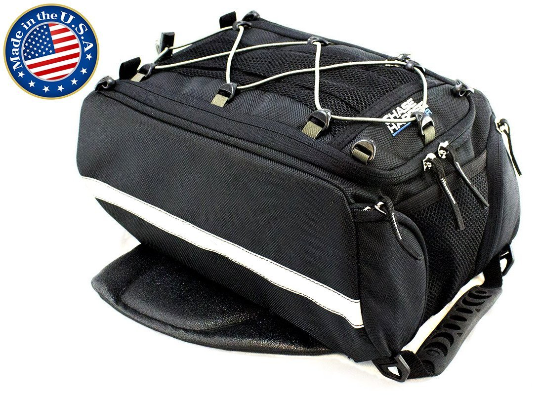 Chase HarperUSA1650 Magnetic Tank Bag - Water-Resistant, Tear-Resistant, Industrial Grade Ballistic Nylon with Anti-Scratch Rubberized Polyester Bottom, Strong Neodymium Magnets, 11.5''L x 10''W x 7''H by Chase HarperUSA (Image #1)