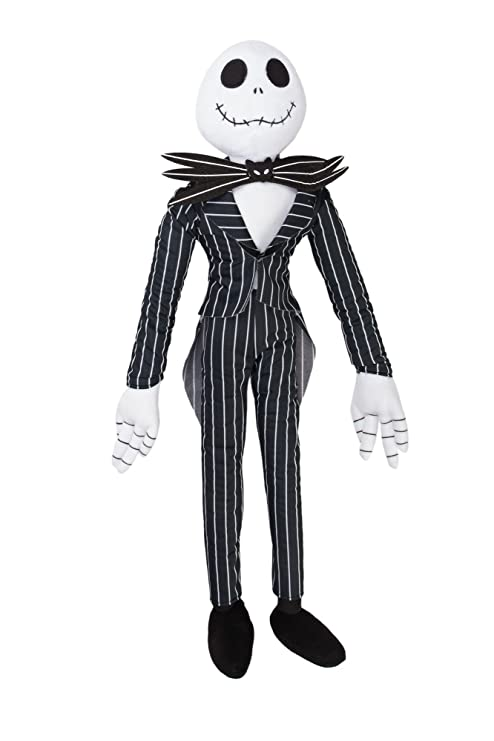 The Nightmare Before Christmas Ver.2 Jack Skellington 25 inch Plush Toy