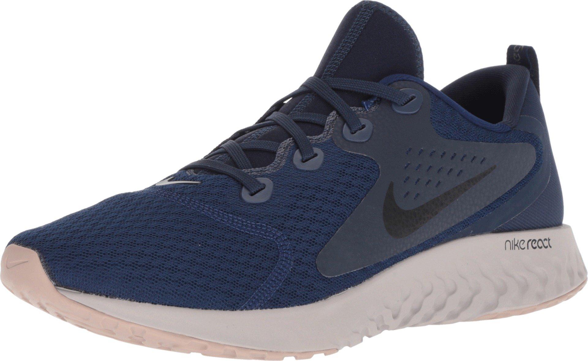 Nike Men's Legend React Running Shoe (10, Blue Void/Black) by Nike