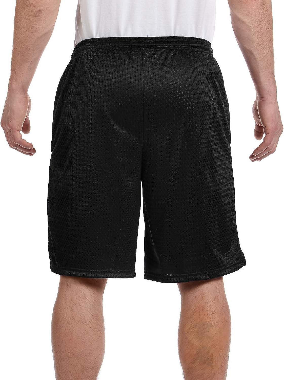 Champion Long Mesh Mens Shorts with Pockets