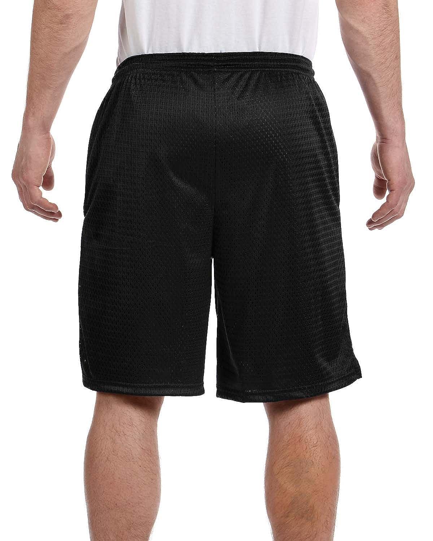 3af1ae289b292 Amazon.com: Champion Mens 3.7 oz. Mesh Short with Pockets(81622): Clothing