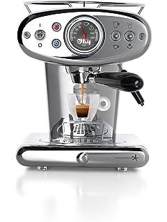 Amazon.de: Illy FrancisFrancis! X1 Ground Espressomaschine edelstahl