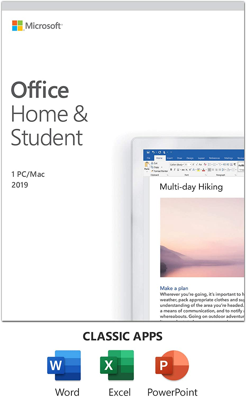 Microsoft Office Mac Home and Student promo