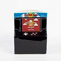 el & groove Taza de Arcade 3D Colorida