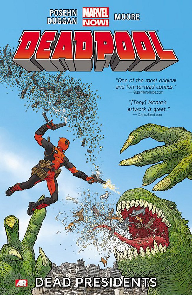 Download Deadpool, Vol. 1: Dead Presidents ebook