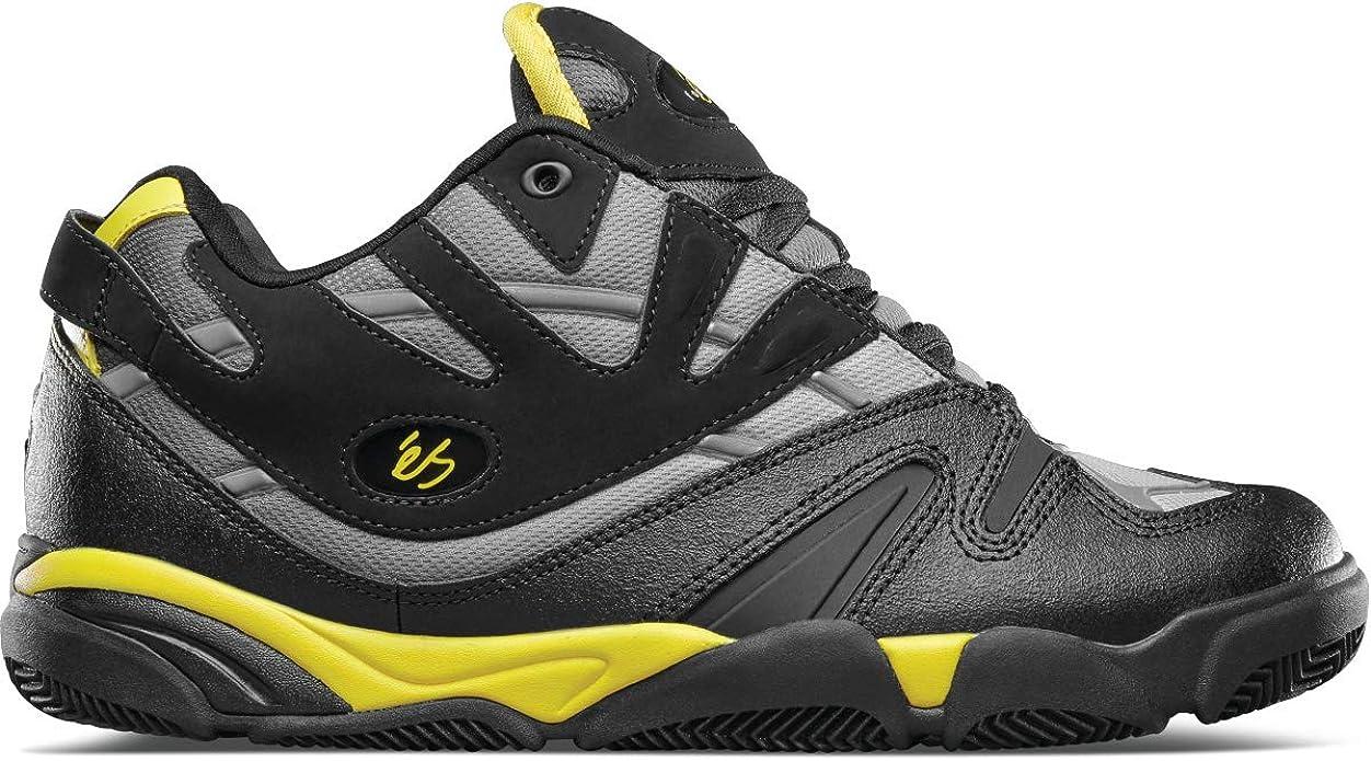 eS Skateboard Shoes Sparta Black/Yellow