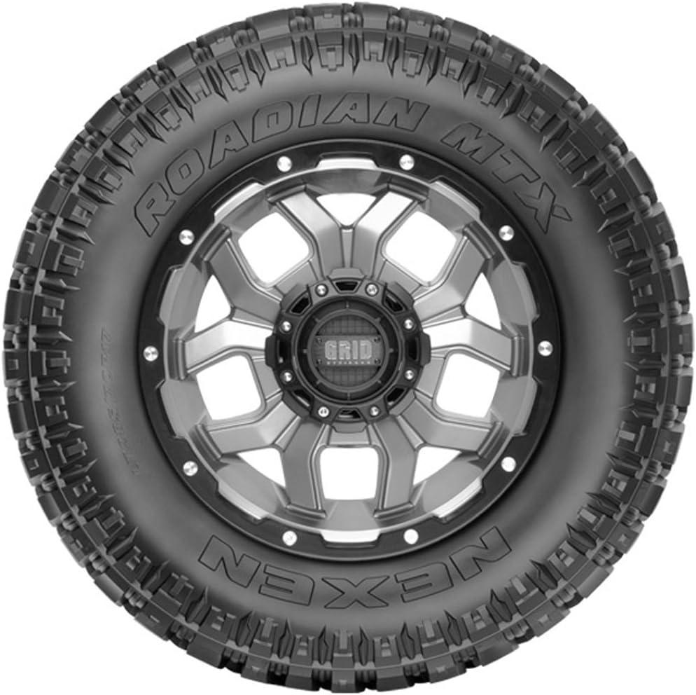 NEXEN Roadian MTX All-Terrain Radial Tire-LT285//75R16 126Q E-Ply