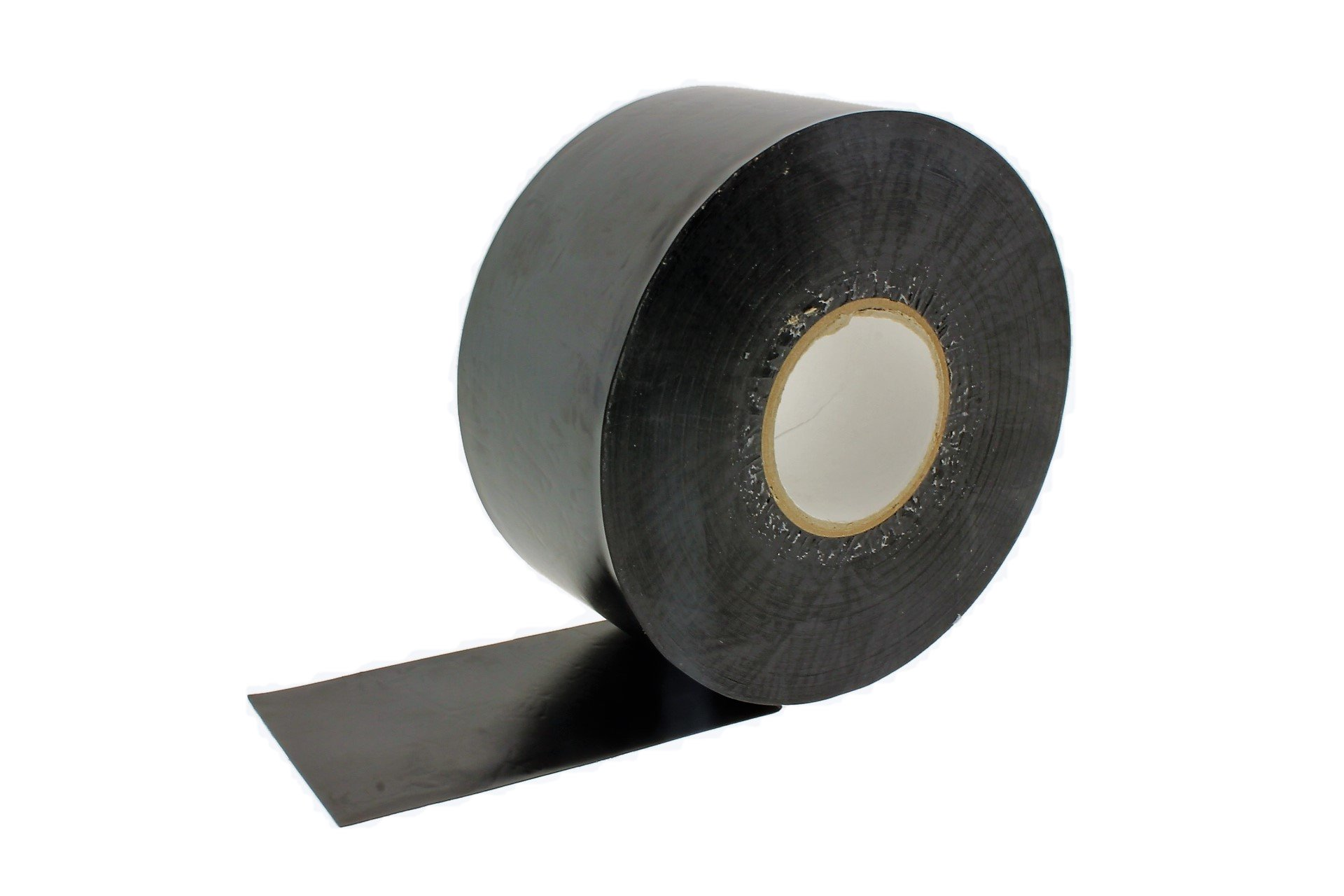 2'' in x 100' Black Pipe Wrapping Wrap Tape 10 Mil Ultra Sticky Corrosion Inhibitor Plumbing Irrigation Utility Waterproofing UV Resistant
