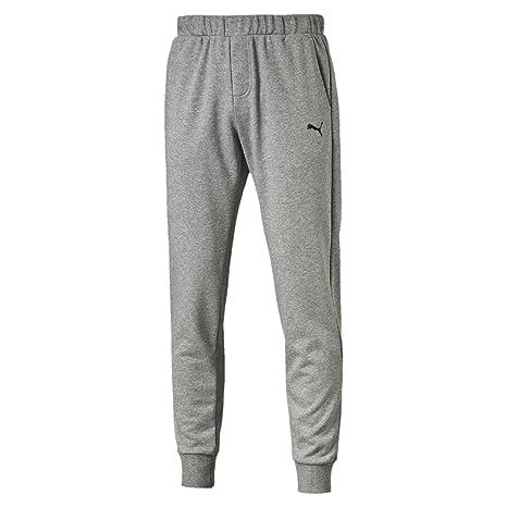 PUMA ESS Pants, Hombre, Cotton Black, S: Amazon.es: Ropa y accesorios