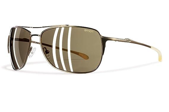 b3d4d6ef6b Smith Optics 2011 Rosewood Sunglasses - Matte Desert Frame - Polarized  Brown Lens - RWPPBRMD  Amazon.co.uk  Clothing