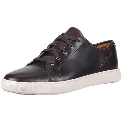FitFlop Men's Christophe Sneakers, Dark Oxblood, 8 M US | Fashion Sneakers