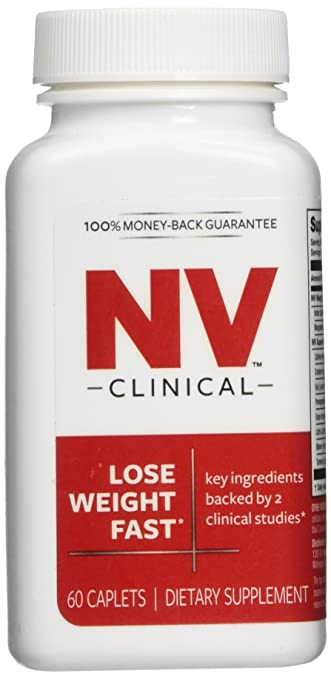 Amazon Com Nv Clinical 2 Bottle Bonus Pack Lose Weight Fast