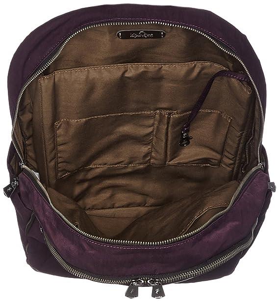 Kipling - DEEDA N - Mochila para trabajo - Deep Velvet - (Púrpura): Amazon.es: Equipaje